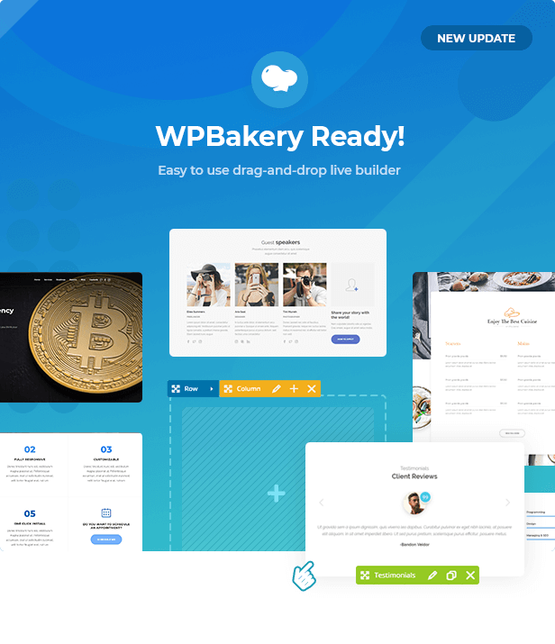 WPbakery page builder update  - wpbakery update - Jevelin Multi-Purpose Premium Responsive WordPress Theme